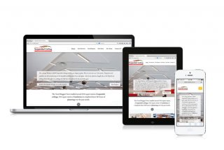WSCS mobile website design and development